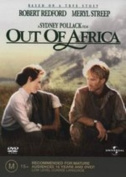 Out of Africa [Region 4]
