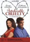 Intolerable Cruelty [Regions 2,4]
