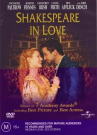 Shakespeare In Love [Region 4]