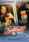 Bill And Ted's Excellent Adventure [Region 4]