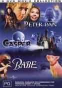 Peter Pan / Casper / Babe  [3 Discs]