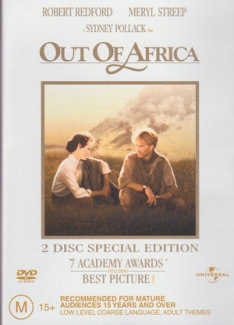 Out of Africa - Special Edition: Bonus Disc