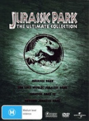 JURASSIC PARK ULTIMATE COLLECTION BOX SET