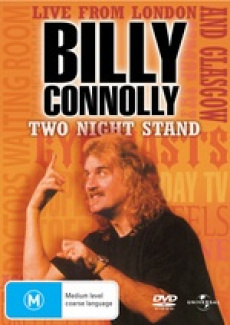 Billy Connolly: Two Night Stand - Live from London and Glasgow