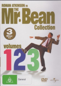 The Mr Bean Collection - Volumes 1, 2, 3 [Region 4]