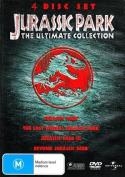 Jurassic Park [4 Discs] [Region 4]