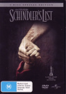 Schindlers List [Region 4] [Special Edition]