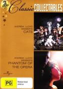 Cats / Phantom of the Opera  [Region 4]