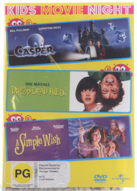 A Simple Wish / Casper / Drop Dead Fred
