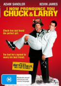 I Now Pronounce You Chuck and Larry [Region 4]