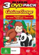 Curious George: Volumes 1 - 3 [Region 4]