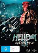 Hellboy II: The Golden Army [Region 4]