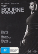 The Bourne Trilogy  [Region 4]