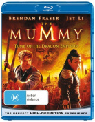 The Mummy [Region B] [Blu-ray]