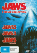 Jaws 2 / Jaws 3 / Jaws [Region 4]