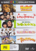 Drop Dead Fred / Harry and the Hendersons / Problem Child / The Flintstones / The Little Rascals  [3 Discs] [Region 4]