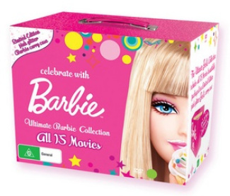 Barbie (15 Movie Boxset 50th Anniversary Edition)