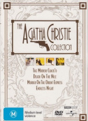 Death on the Nile /  Endless Night / Murder on the Orient Express / The Mirror Crack'd (Agatha Christie Collection)  [4 Discs] [Region 4]