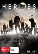 Heroes: Season 3 [Region 4]