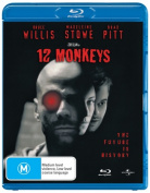 12 Monkeys [Region B] [Blu-ray]
