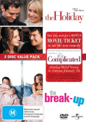 The Break-Up / The Holiday [Region 4]
