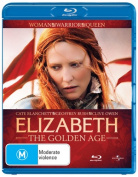 Elizabeth: The Golden Age [Region B] [Blu-ray]