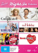 It's Complicated / Love Actually / Mamma Mia / The Boat That Rocked / The Holiday [Region 4]