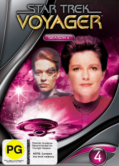Star Trek Voyager Season 4
