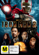 Iron Man 2 (Single DVD)