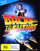 Back to the Future Trilogy [Region B] [Blu-ray]