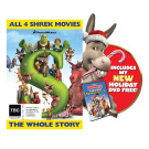 Shrek The Whole Story Quadrilogy Boxset