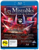 Les Miserables In Concert 25th Anniversary Edition [Blu-ray] [Region B] [Blu-ray]