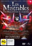Les Miserables 25th Anniversary Concert [Region 4]