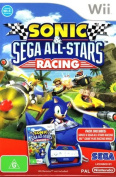 Sonic and Sega All Star Racing Bundle [Wii]