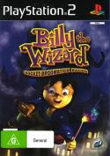 Billy the Wizard Rocket Broomstick Racing