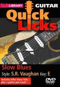Guitar Quick Licks [Region 2]