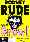 RODNEY RUDE GOES THE GROWL VOL 5 [Region 4]