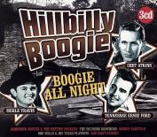 Hillbilly Boogie - Boogie All Night [Box]