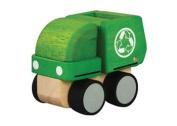 Plan Toys - Mini Garbage Truck