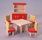 Dining Room Furniture-Neo 6 pcs