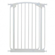Dreambaby Madison Xtra Tall Swing Close Gate- White