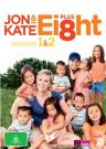 John & Kate + 8 Seasons 1 & 2 [Region 4]