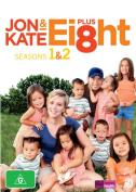 John & Kate + 8 Seasons 1 & 2 [Region 4]