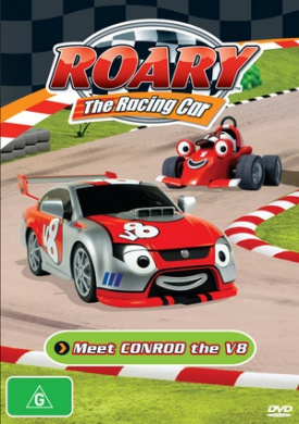 roary the racing car meet conrod