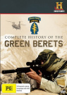 A Complete History of the Green Berets [Region 4]