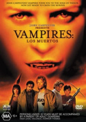 Vampires 2:  Los Muertos [Region 4]