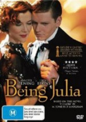 Being Julia [Region 4]
