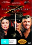The Mask of Zorro  [Region 4]