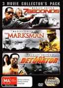 7 Seconds / The Marksman / The Detonator