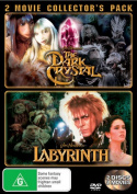 Labyrinth (1986) / The Dark Crystal [Region 4]